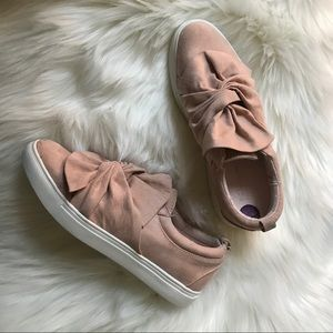 Reaction Kenneth Cole Bow Sneakers